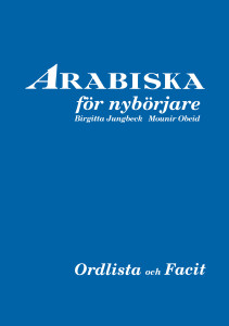 Arabiska för nybörjare ordlista och facit